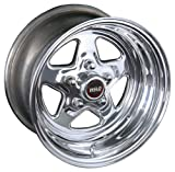 Weld Racing Pro Star 96 Polished Aluminum Wheel (15x3.5'/5x4.75')