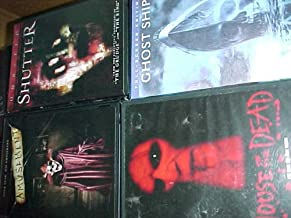 Horror Collection : Amusement , House of the Dead , Shutter Unrated, Ghost Ship : A Fright Night 4 Pack Set