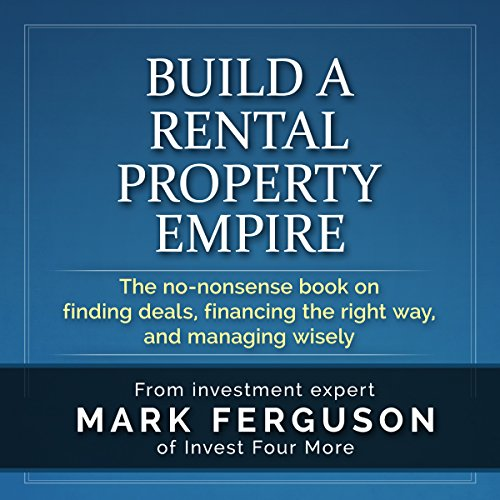 Build a Rental Property Empire audiobook cover art