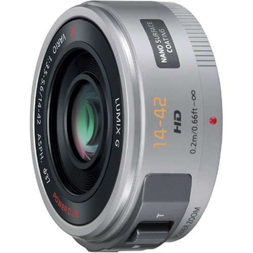 Panasonic Lumix G X Vario PZ 14-42 mm PowerZoom-lens met motorzoom