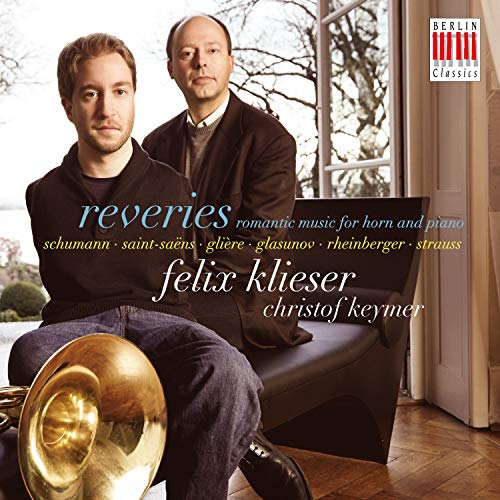 Reveries (Romantic Music for Horn and Piano)