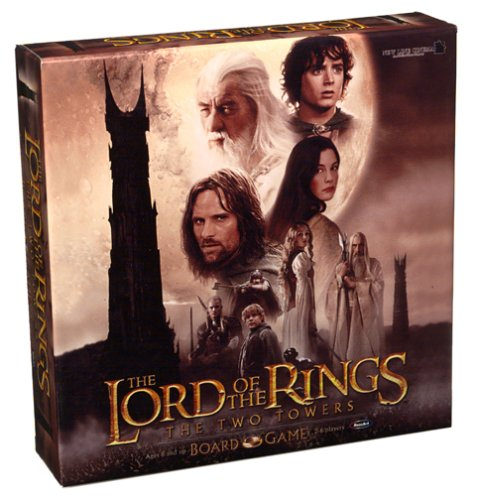 Lord of the Rings Two Towers Board Game