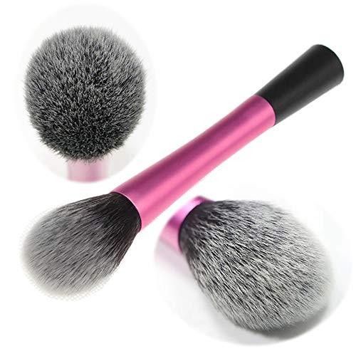 Pinceaux de Maquillage Foundation Débutant Pinceaux De Maquillage Brosses Douces Lisses Contour Brosse Visage Poudre Blush Correcteur