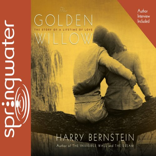 The Golden Willow audiobook cover art