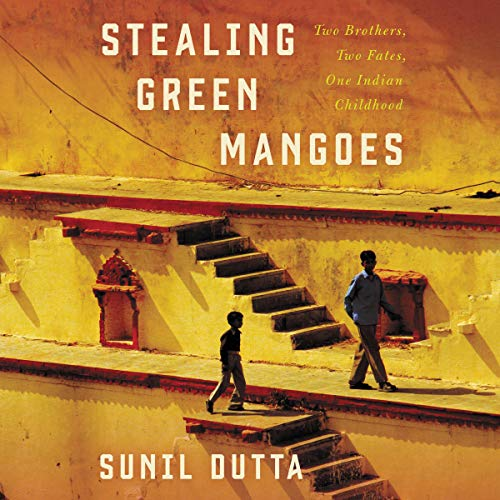 Stealing Green Mangoes audiobook cover art