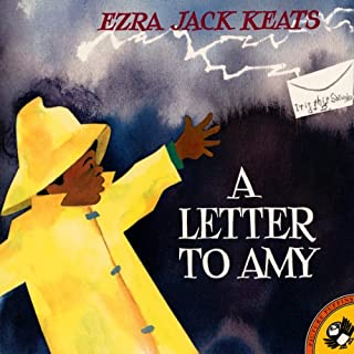A Letter to Amy audiobook cover art