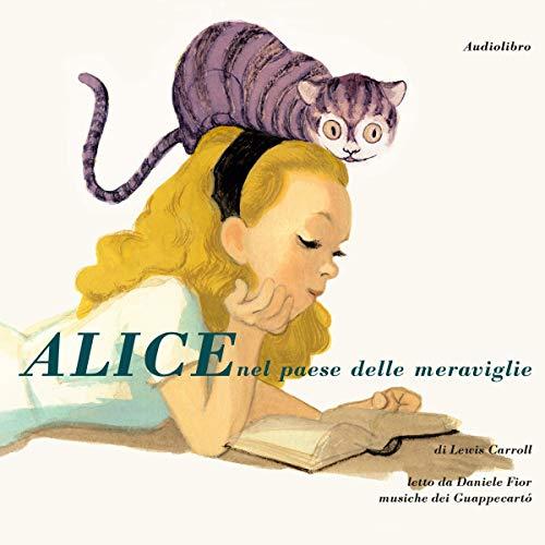 Alice nel paese delle meraviglie copertina