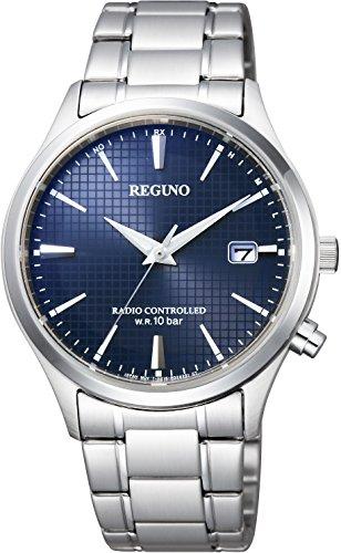 [シチズン] 腕時計 レグノ ソーラーテック電波時計 KL8-911-71 メンズ