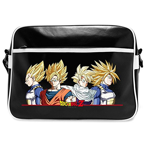 ABYstyle - Dragon Ball - Messenger Bag Super Saiyans Vinyl