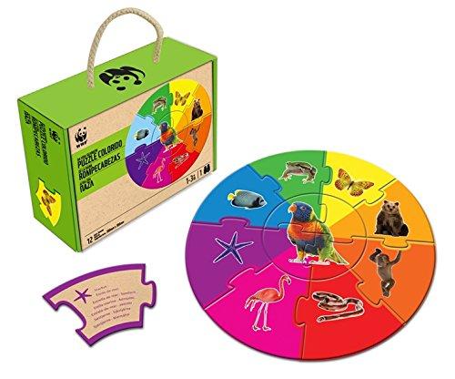 HCM    Puzzle Infantil de la Fauna (987)