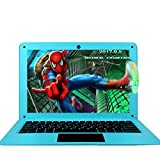 Tocosy Laptop 10.1Inch Quad Core Windows 10 HD Graphics Ultra Thin Computer PC, 2GB RAM 32GB Storage 1.92GHZ USB 2.0 WiFi Bluetooth HDMI IPS Display Notebook (Blue)