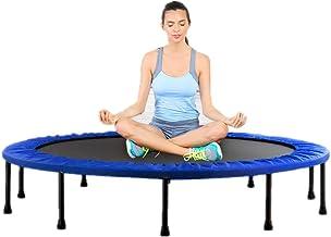60 Inch Ronde Fitness Trampoline Rebounder Bounce Workout Voor Kinderen Kinderen Beste Aërobe Oefening Fitnessapparatuur I...
