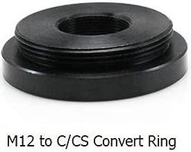m12 to cs mount adapter
