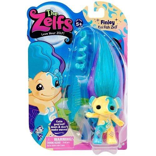 Zelfs The Medium - Koi Fish Doll by