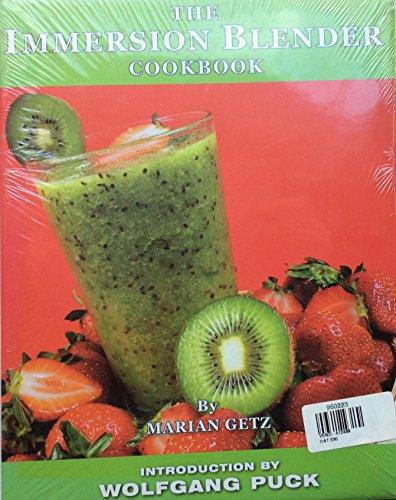 Immersion Blender Cookbook