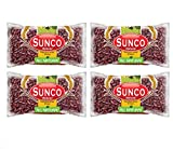 Red Kidney Beans 16 oz Pack of 4, Multi Pack...