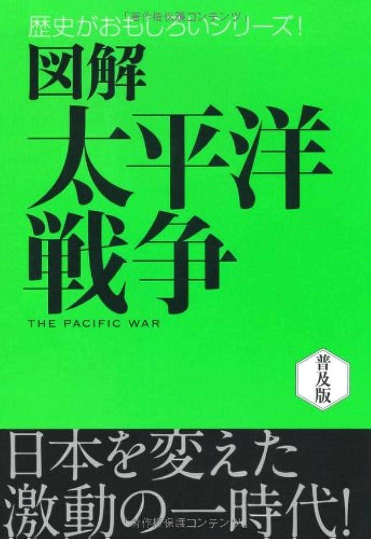 豊富な聴く消化図解 太平洋戦争 (歴史がおもしろいシリーズ!)