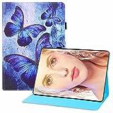 CRABOT Coque Remplacement pour Samsung Galaxy Tab E 9.6/T560 Antichoc Caseavec Support Fonction...
