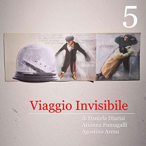 Odissea visionaria (Viaggio invisibile 5)  Audiolibri