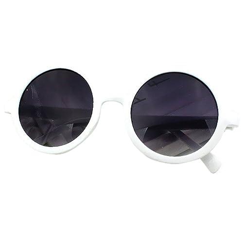 09a7353a1a LOBZON Women s Vintage Plastic Frame Round Eyeglasses