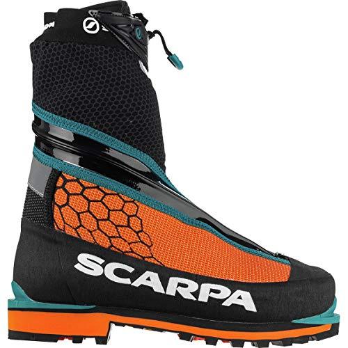 SCARPA Phantom TECH-U, Black/Orange, 43 EU/10 M US