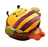 Mouse pad USB riscaldato Mouse scalda mani con Wristguard Warm Winter Lovely Bee