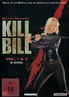 Kill Bill: Volume 1+2 [2 DVDs]