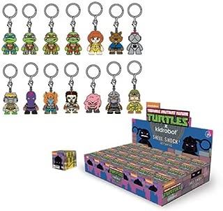 Teenage Mutant Ninja Turtles Shell Shock Key Chain 4-Pack