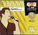 All Star Karaoke - Country Volume 3 - Hybrid CD-G - 2 Discs