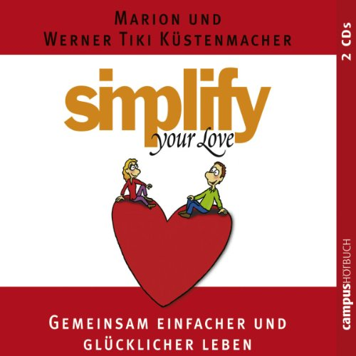 Simplify Your Love audiobook cover art