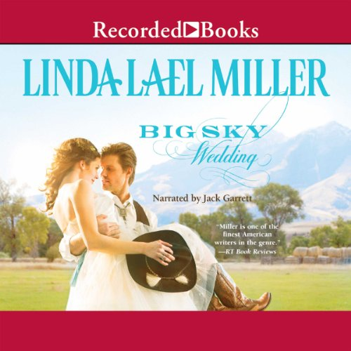 Big Sky Wedding audiobook cover art