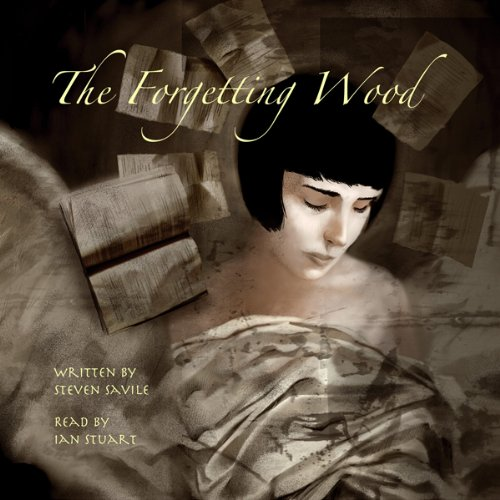 The Forgetting Wood audiobook cover art