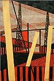 Poster 61 x 91 cm: Radio und Eisenbahnlandschaft von