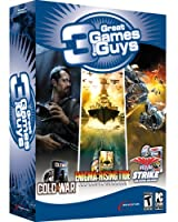 3 Great Games for Guys (輸入版)