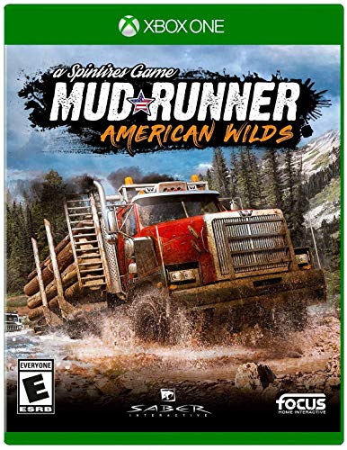 Mudrunner - American Wilds Edition - Xbox One