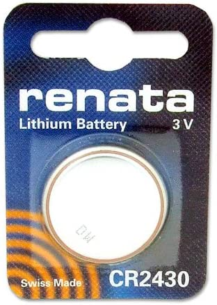 Renata Milwaukee Mall 10 X 2430 Swiss Battery Cell Made Lithium Coin Miami Mall