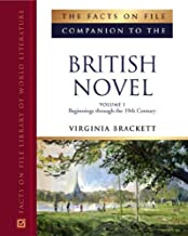 The Facts on File Companion to the British Novel