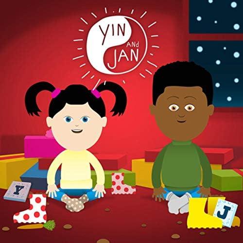 LL Kids Kinderliedjes, Sinterklaasliedjes LL Kids & Slaapliedjes Yin en Jan