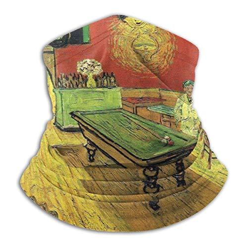 GWrix Arte Vincent Van Gogh schilderij diadeem hoofdband voor dames bivakmuts voor heren halswarmer slangsjaal