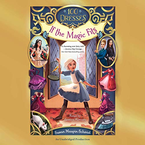 If the Magic Fits audiobook cover art