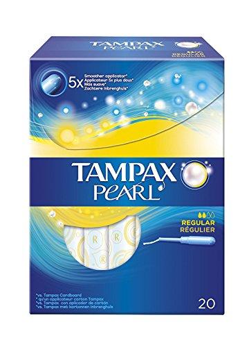 Tampax - Pearl Tampons - Régulier X20