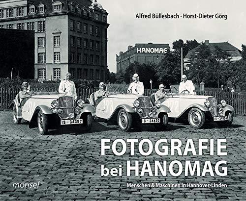 Fotografie bei HANOMAG: Menschen & Maschinen in Hannover-Linden (edition VISUM)