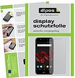 dipos I 6X Schutzfolie matt kompatibel mit Wiko Wim Lite Folie Bildschirmschutzfolie