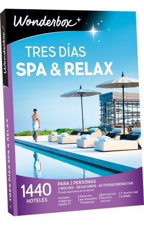 WONDERBOX 2016 Estancias Tres DãAs SPA & Relax: Amazon.es ...