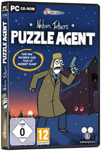 Puzzle Agent - [PC]