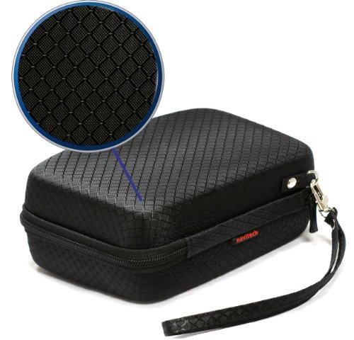 Navitech GPS schwarz harter Fall kompatibel mit dem Garmin echoMAP CHIRP 45dv / Garmin echoMAP CHIRP 44dv / Garmin echoMAP CHIRP 42dv