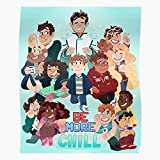 Chill Poster Broadway Cast Be More I S Poster Gift For Home Decor Wall Art Print Poster