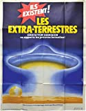 Mysteries of the Gods [Les extra-terrestres] (Original French poster for the 1976 film)