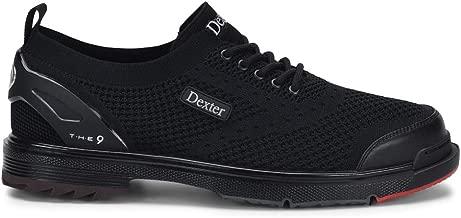 Dexter Mens T.H.E 9 Stealth Black Bowling Shoes