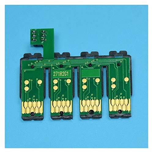 WSCHENG T2701-T2704 T2711-T2714 Ciss Combine Chip para Epson WF-7110 WF-7510 WF-7620 WF-3620 WF-3640 WF-3641 WF-7111 WF-7621 Impresora